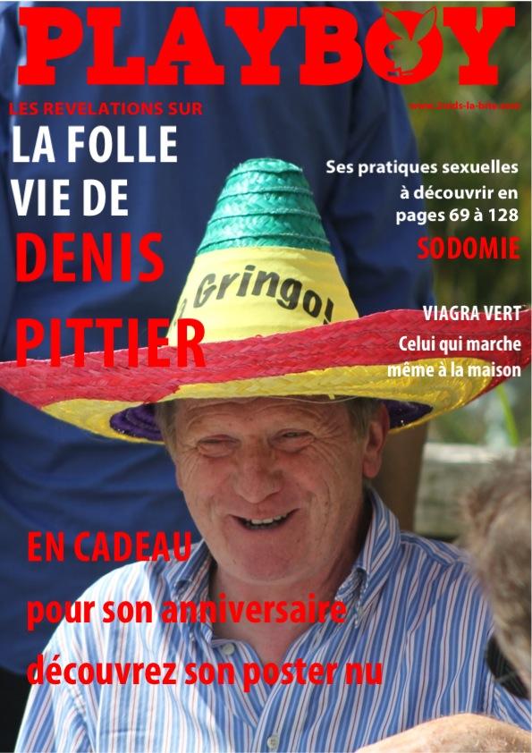 Playboy pour Denis