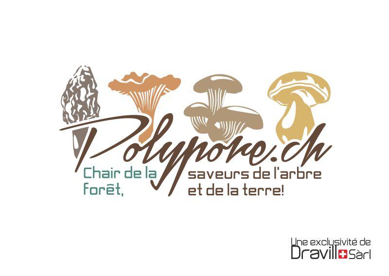 Un logo pour des champignons!