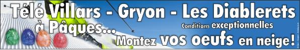 Pub Télé Villars -Gryon – Les Diablerets